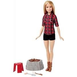 Barbie. Barbie na biwaku 1