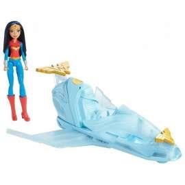 DC Super Hero Girls Odrzutowiec Wonder Woman