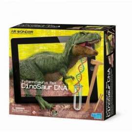 DNA Dinozaurów-T-Rex 4M