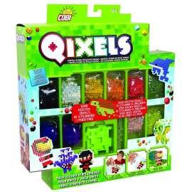 Qixels. Mega zestaw uzupełniający