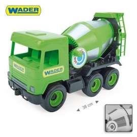 Middle truck - Betoniarka zielona