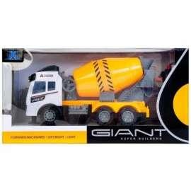 Auto ciężarowe zdalnie sterowane betoniarka