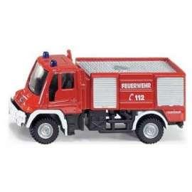 Siku 10 - Wóz strażacki Unimog S1068