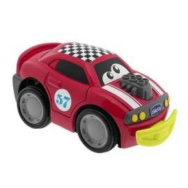 Auto Turbo Touch Crash czerwony