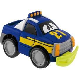 Auto Turbo Touch Crash niebieskie