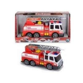 Straż pożarna czerwono-biała 37 cm