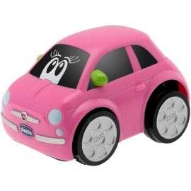 Auto Turbo Touch 500 Abarth różowy