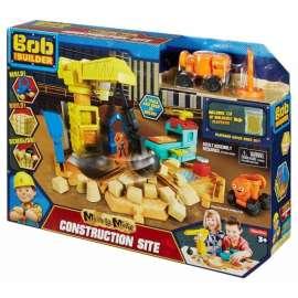 BOB Plac budowy i kinetyczny piasek