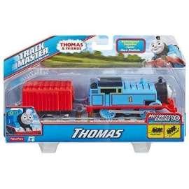 Tomek i Przyjaciele. Track Master Tomek z wagonem