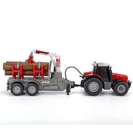 FARM Traktor Massey Ferguson MF 8737 42cm