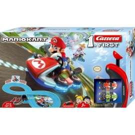 Carrera 1. First - Mario Kart