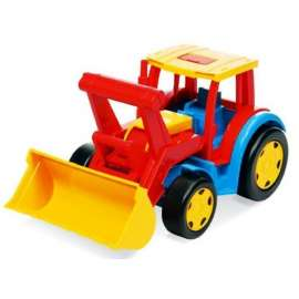 Gigant Traktor - Spychacz WADER