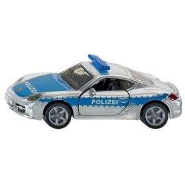 Siku 14 - Porsche policja S1416