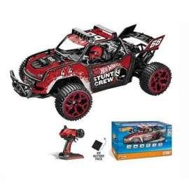 Hot Wheels - pojazd zdalnie ster. 1:18 Stunt Buggy