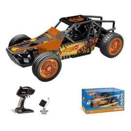 Hot Wheels - pojazd zdalnie sterowany 1:10 Stunt Buggy