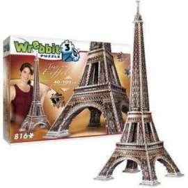 Wrebbit puzzle 3D 816 el La Tour Eiffel
