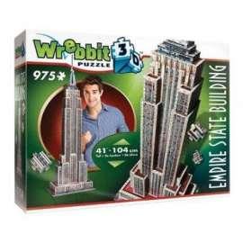 Wrebbit puzzle 3D 975 el Empire State Building