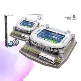 Model Stadionu Santiago Bernabeu (Real Madrid)