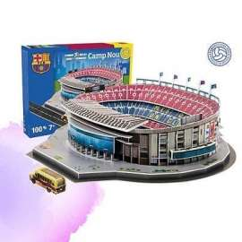 Model Stadionu Camp Nou (Barcelona)
