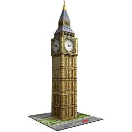 Puzzle 3D Big Ben z zegarem