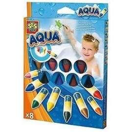 Aqua - Kredki do malowania w kąpieli II