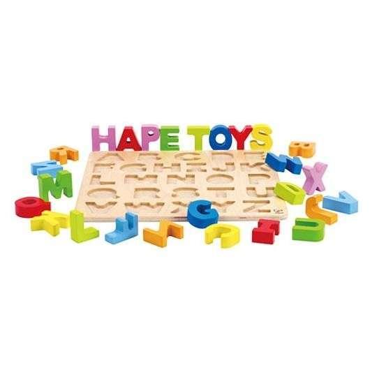 Puzzle Alfabet
