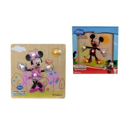 Moje pierwsze puzzle Klub Przyjaciół Myszki Mickey