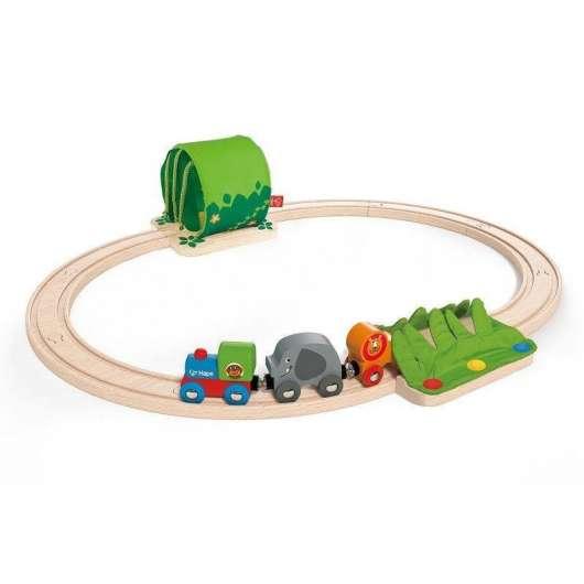 Train Kolejka zestaw Dżungla