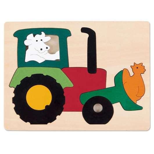 George Luck Traktor