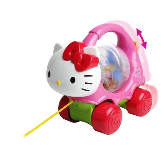 Hello Kitty - Ciągacz zakręcona kula UNIMAX