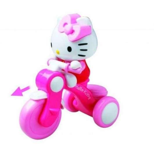 Hello Kitty - Rowerek trójkołowy UNIMAX