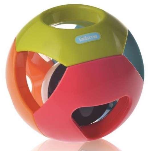 Piłka z grzechotką