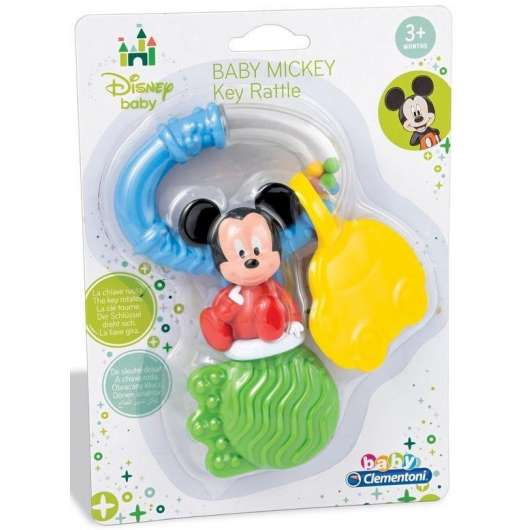 Gryzaczek klucz Myszka Miki