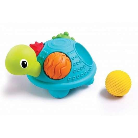 Sensoryczny Żółw z piłeczkami