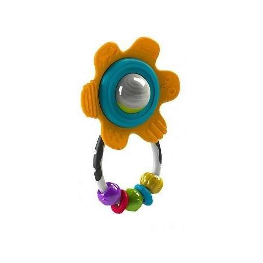 Grzechotka - Gryzaczek Kwiatek