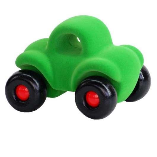 Samochód z kabiną zielony