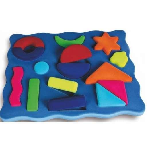 Sorter 3D kształty geometryczne