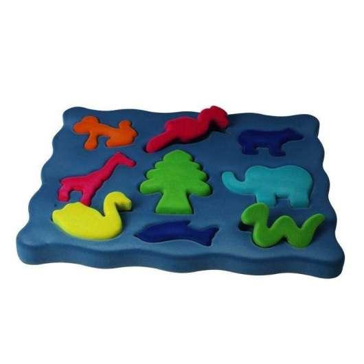 Sorter 3D kształty zwierząt