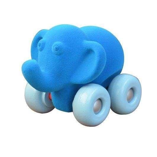 Pojazd - słonik niebieski