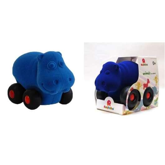 Pojazd - hippo niebieski