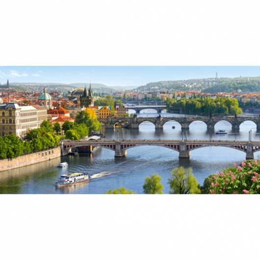CASTOR 4000 EL. Vltava Mosty w Pradze