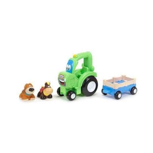 Handle Haulers Traktorek do przewozu zwierząt