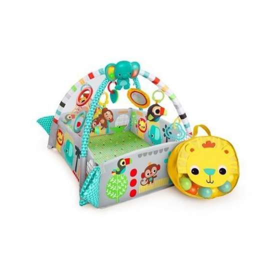 Plac Zabaw Deluxe z piłeczkami