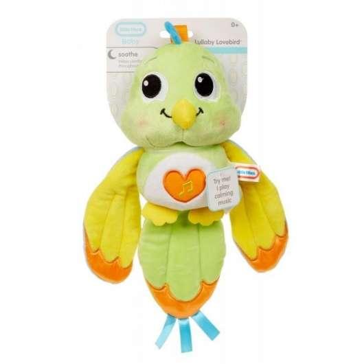 Kolysanka - papużki nierozłączki zielona