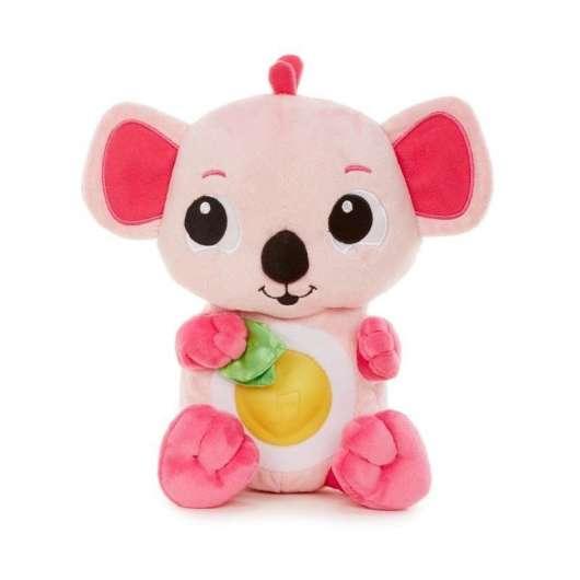 Uspokajająca koala różowy
