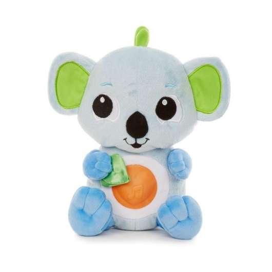 Uspokajająca koala niebieski