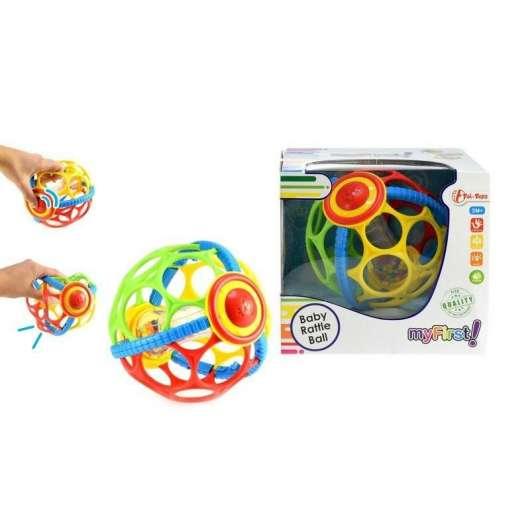 My First! Plastyczna piłka dla maluszka