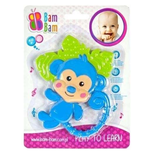 Grzechotka małpka BAM BAM