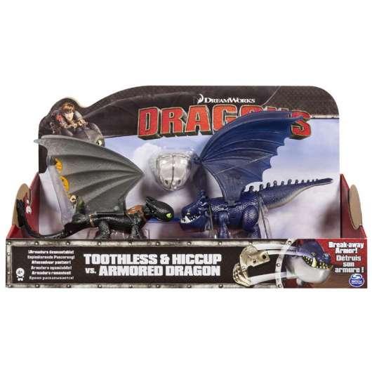 Dragons Szczerbatek Kontra Zbrojny Smok (66599)
