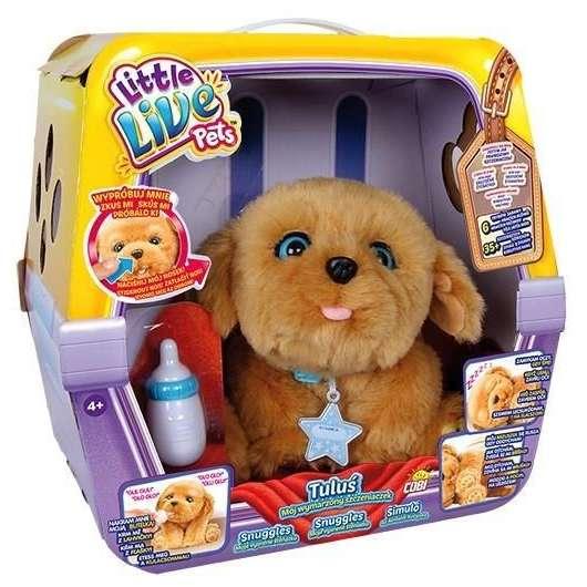 Little Live Pets. Tuluś mój wymarzony szczeniaczek